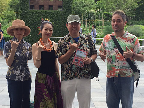 ALOHA SUMMER FESTIVAL in Osaka 2019