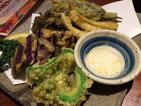 琉球料理と沖縄料理