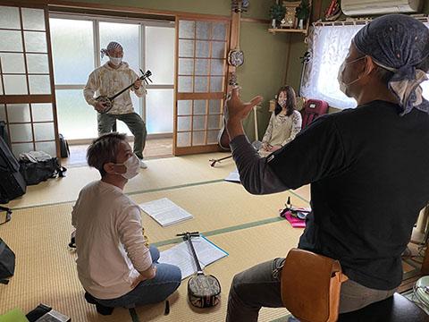 令和三年 琉球民謡保存会 第三十三回民謡の祭典