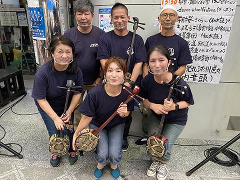 京阪東通商店街 夏の祭り